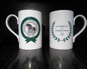 Centenary Mug - Bone China